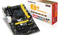 BIOSTAR's New TA70U3-LSP