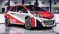 Toyota Returns To World Rallying