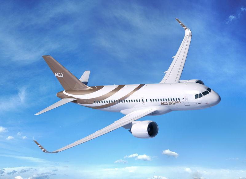 ACJ319neo corporate jet