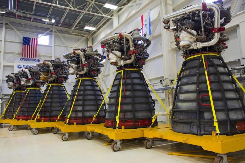 Restart RS-25 Engine Production
