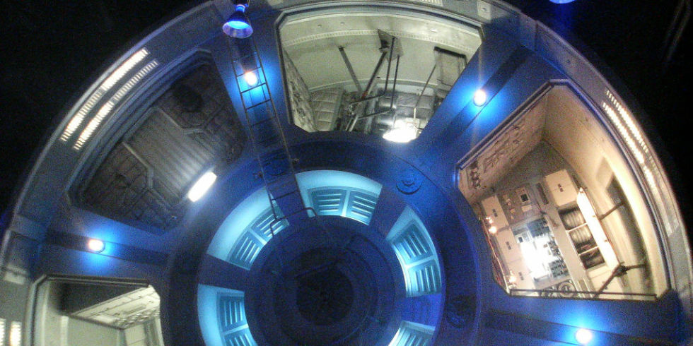 Deep Space Habitat For Astronauts