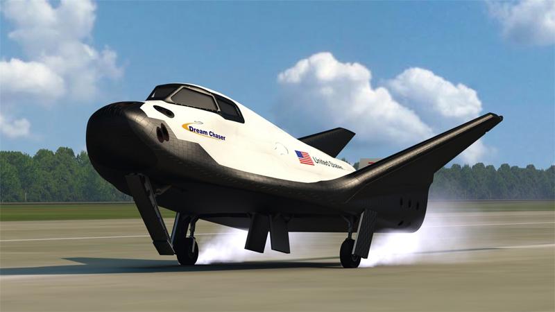 Cargo Spacecraft