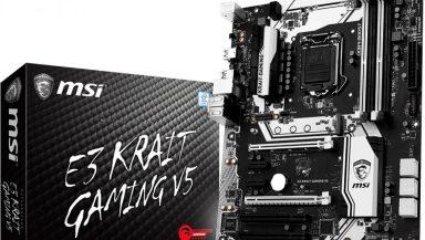 E3 KRAIT Gaming V5 Motherboards