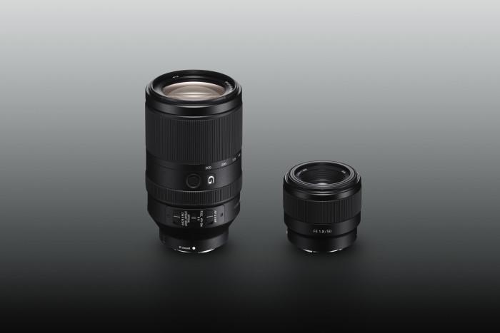 sony new Lenses