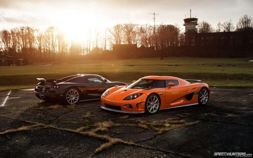 Koenigsegg CCXR super car