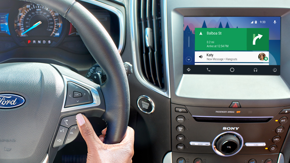 ford-android-auto