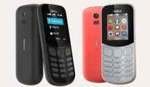 Nokia 105 And 130