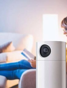 Toshiba Symbio Smart Security Camera