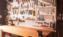 Workbench in Your Garage