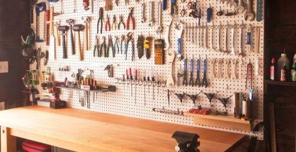Workbench in Your Garage