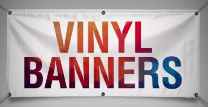 Vinyl Banner for Your Business